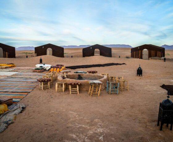 4 days desert tours from Marrakech