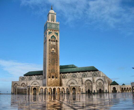 Marrakech to casablanca transfer